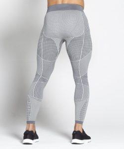 Fitness Legging Mannen Grijs - Pursue Fitness Xeno 2
