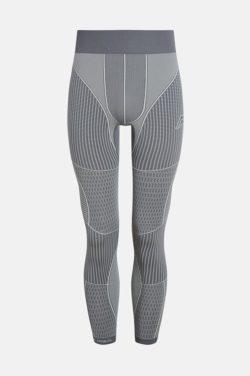 Fitness Legging Mannen Grijs Xeno - Pursue Fitness-1