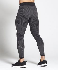 Fitness Legging Mannen Zwart - Pursue Fitness Xeno 2