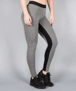 Fitness Legging Pro Fit Donkergrijs - Pursue Fitness-1