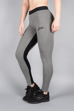 Fitness Legging Pro Fit Donkergrijs - Pursue Fitness-2