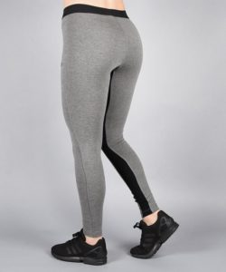 Fitness Legging Pro Fit Donkergrijs - Pursue Fitness-3