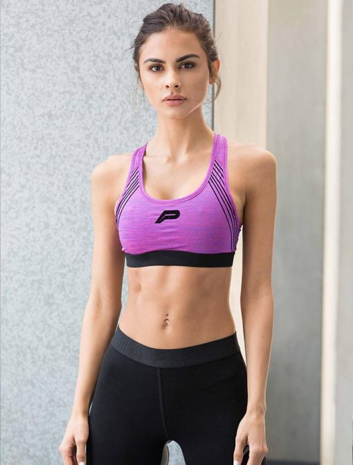 Fitness Sporttop Paars - Pursue Fitness-1