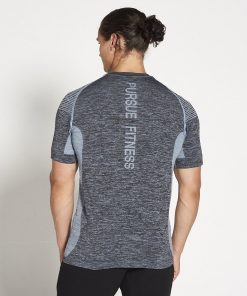 Fitness T-shirt Blauw - Pursue Fitness Xeno 2