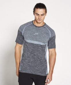 Fitness T-shirt Blauw - Pursue Fitness Xeno