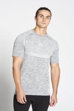 Fitness T-shirt Grijs - Pursue Fitness Xeno