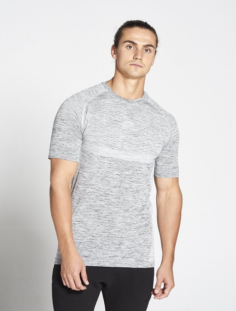 Fitness T-shirt Grijs - Pursue Fitness Xeno
