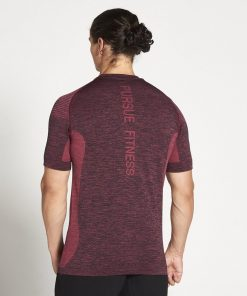 Fitness T-shirt Rood - Pursue Fitness Xeno 2