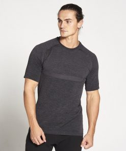 Fitness T-shirt Zwart - Pursue Fitness Xeno 1