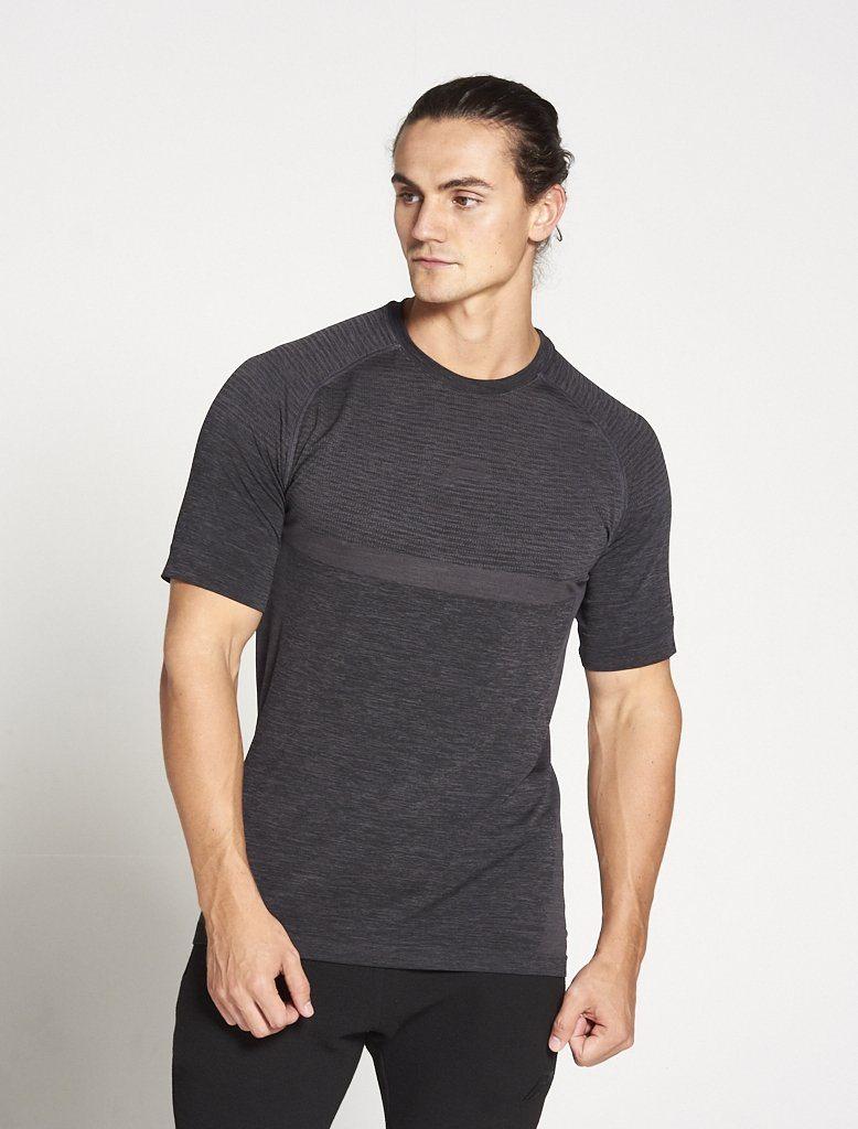 Fitness T-shirt Zwart - Pursue Fitness Xeno 1