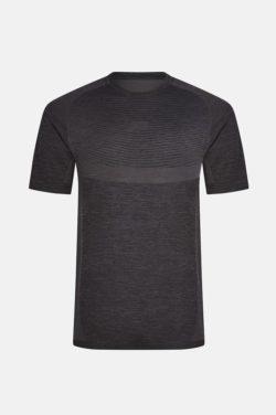 Fitness T-shirt Zwart Xeno - Pursue Fitness-1