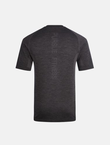 Fitness T-shirt Zwart Xeno - Pursue Fitness-2