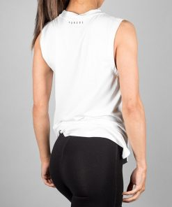 Fitness Tank Top Wit - Pursue Fitness-2
