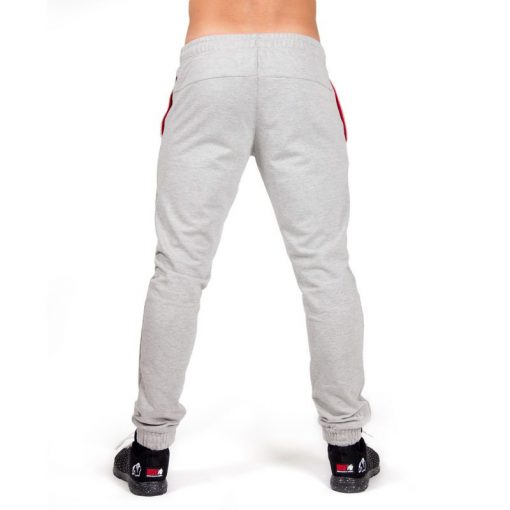 Bodybuilding Gym Tight Grijs - Gorilla Wear Classic Joggers-4