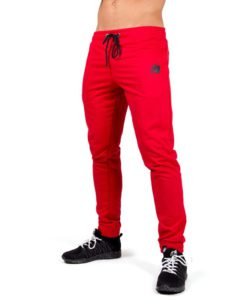 Bodybuilding Gym Tight Rood - Gorilla Wear Classic Joggers-1