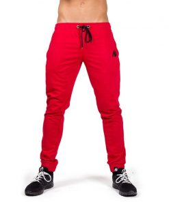 Bodybuilding Gym Tight Rood - Gorilla Wear Classic Joggers-3