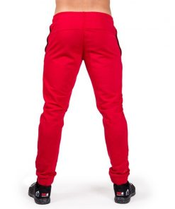 Bodybuilding Gym Tight Rood - Gorilla Wear Classic Joggers-4