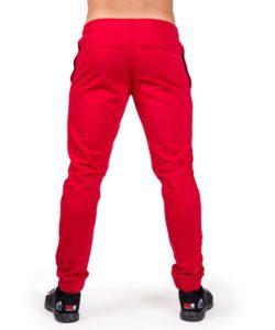Bodybuilding Gym Tight Rood – Gorilla Wear Classic Joggers-4