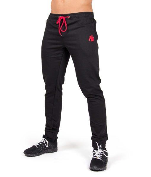 Bodybuilding Gym Tight Zwart - Gorilla Wear Classic Joggers-1