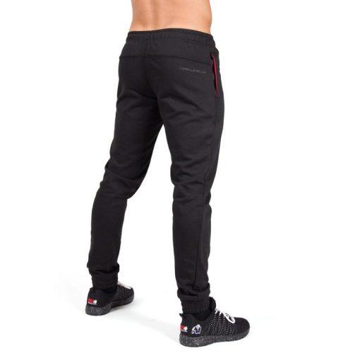 Bodybuilding Gym Tight Zwart - Gorilla Wear Classic Joggers-2