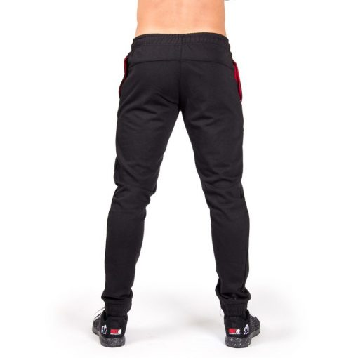 Bodybuilding Gym Tight Zwart - Gorilla Wear Classic Joggers-4