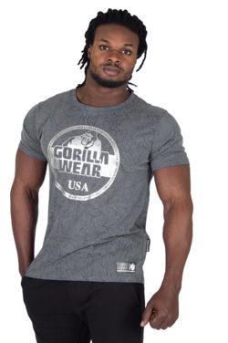 Fitness Shirt Grijs - Gorilla Wear Rocklin-1