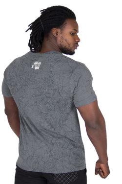 Fitness Shirt Grijs - Gorilla Wear Rocklin-2