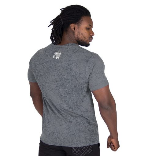 Fitness Shirt Grijs - Gorilla Wear Rocklin-2
