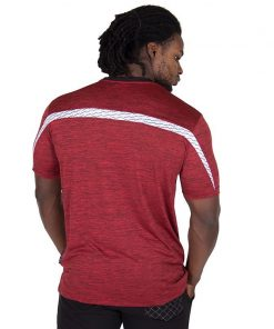 Fitness Shirt Rood - Gorilla Wear Roy-2