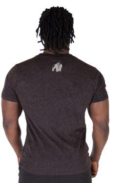 Fitness Shirt Zwart - Gorilla Wear Rocklin-2