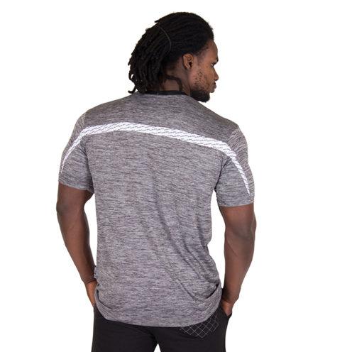 Fitness Shirt Zwart - Gorilla Wear Roy-3