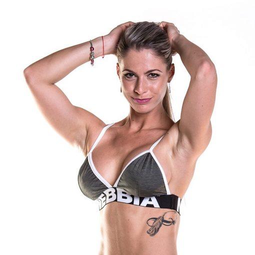Fitness Top khaki - Nebbia Bra 267-1