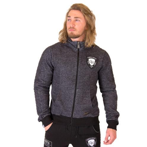 Fitness Vest Grijs - Gorilla Wear Jacksonville Jacket-1