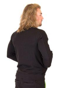 Fitness Vest Zwart – Gorilla Wear Jacksonville Jacket-2