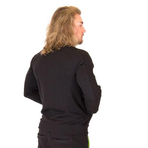 Fitness Vest Zwart - Gorilla Wear Jacksonville Jacket-2