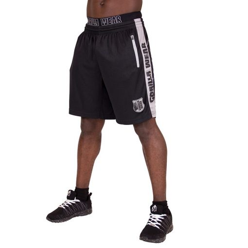 Gorilla Wear Shelby Shorts - Black:Gray-1