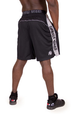 Gorilla Wear Shelby Shorts - Black:Gray-2