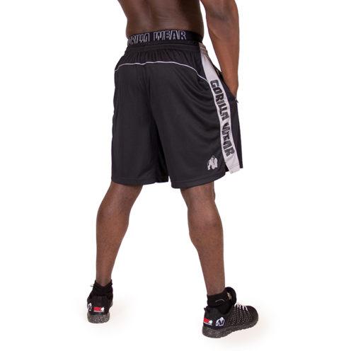 Gorilla Wear Shelby Shorts - Black:Gray-2