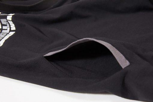 Sleeveless Fitness Shirt met Hoodie Zwart - Gorilla Wear Melbourne-4