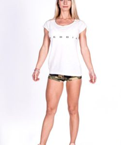 fitness shirt wit nebbia 277 voorkant 2