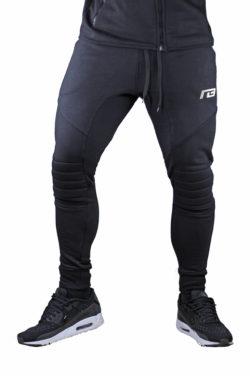 Fitnessbroek Ultimate Zwart - Muscle Brand-2