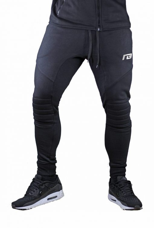 Fitnessbroek Ultimate Zwart - Muscle Brand-2