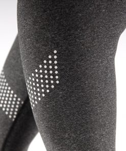 Sportlegging Dots Grijs - Muscle Brand-2