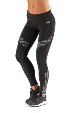 Sportlegging Dots Zwart - Muscle Brand-1