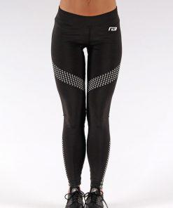 Sportlegging Dots Zwart - Muscle Brand-3