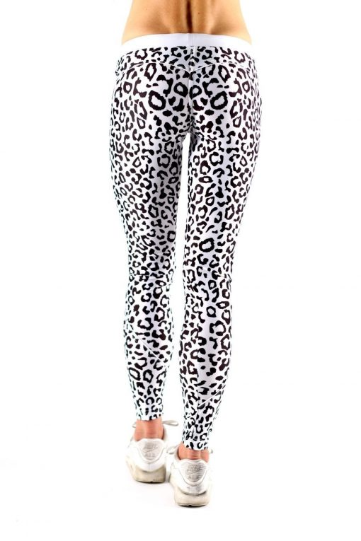 Sportlegging Leopard - Muscle Brand-1