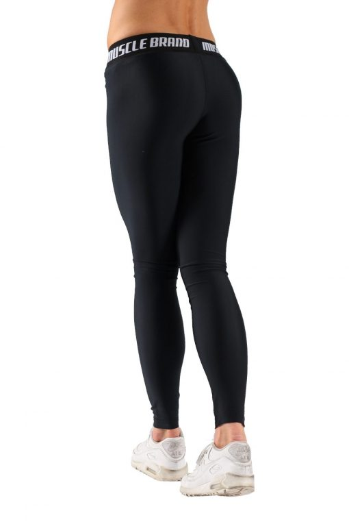Sportlegging Perform Zwart - Muscle Brand-2