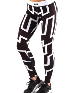 Sportlegging Stripe - Muscle Brand-1