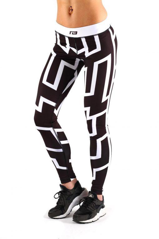 Sportlegging Stripe - Muscle Brand-1