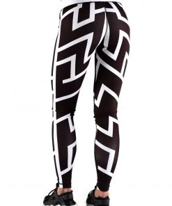 Sportlegging Stripe - Muscle Brand-2